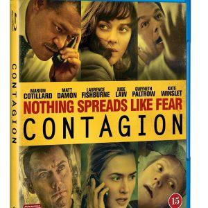 Contagion - Blu ray