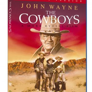 Cowboys The - Blu Ray