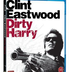 Dirty Harry - Blu ray