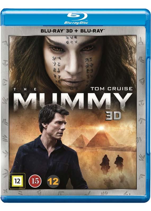 Mummy, The (Tom Cruise) (3D Blu-Ray)