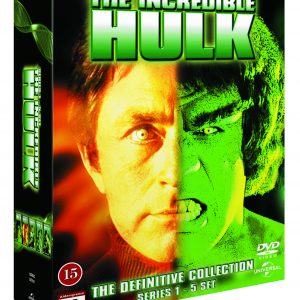 The Incredible Hulk - The Complete Series (23 disc) - DVD