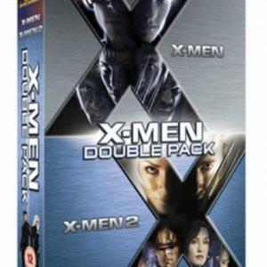 X-Men/X-Men 2 - DVD
