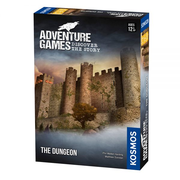 Adventure Games: The Dungeon (English) (KOS1447)