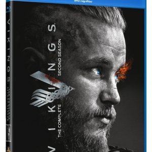 Vikings - Season 2 (Blu-Ray)