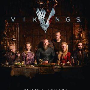 Vikings - Season 4 Vol. 1 - DVD