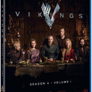 Vikings - Season 4 Vol. 1 (Blu-Ray)