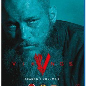 Vikings - Season 4, vol. 2 (Blu-Ray)