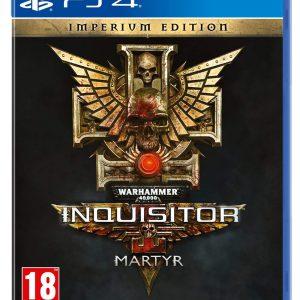 Warhammer 40,000: Inquisitor - Martyr - Imperium Edition