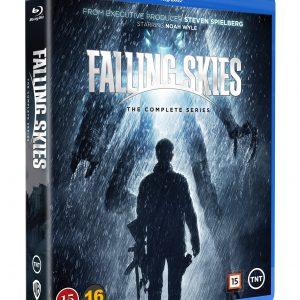 Falling Skies complete series (Blu-Ray)