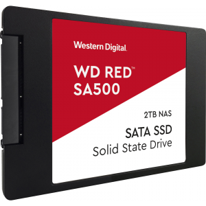 "WD - Red SSD NAS 2TB 2.5"" SATA III"