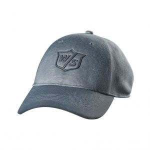 WILSON - STAFF ONE TOUCH CAP - ASH/GREY