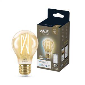 WiZ - A60 Amber bulb E27 Tunable white - Smart Home