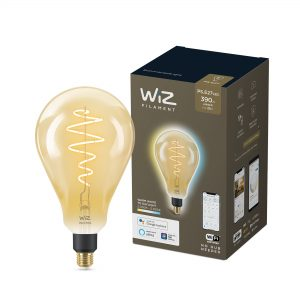 WiZ - PS160 Amber bulb E27 Tunable white - Smart Home