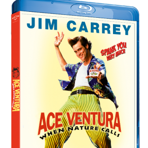 Ace Ventura : When Nature Calls - Blu ray