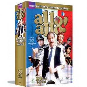 Allo Allo: Complete Collection - DVD