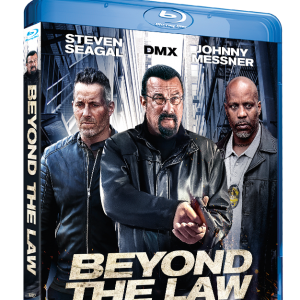 Beyond The Law - Blu ray