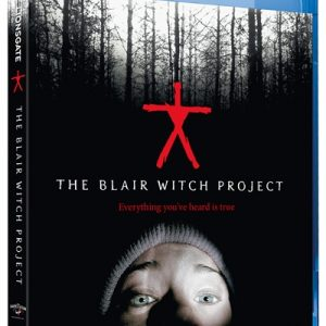 Blair With Project; The- Blu ray