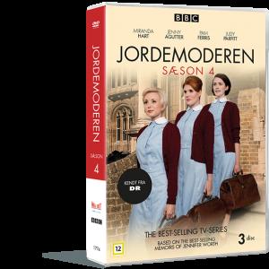 Call the Midwife: Season 4 (3-disc) - DVD