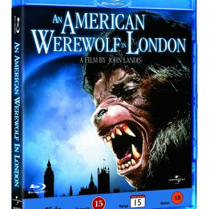 An American Werewolf In London Se Blu ray