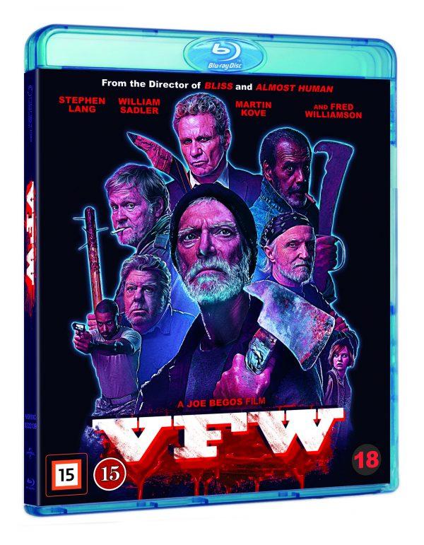Vfw- Blu ray