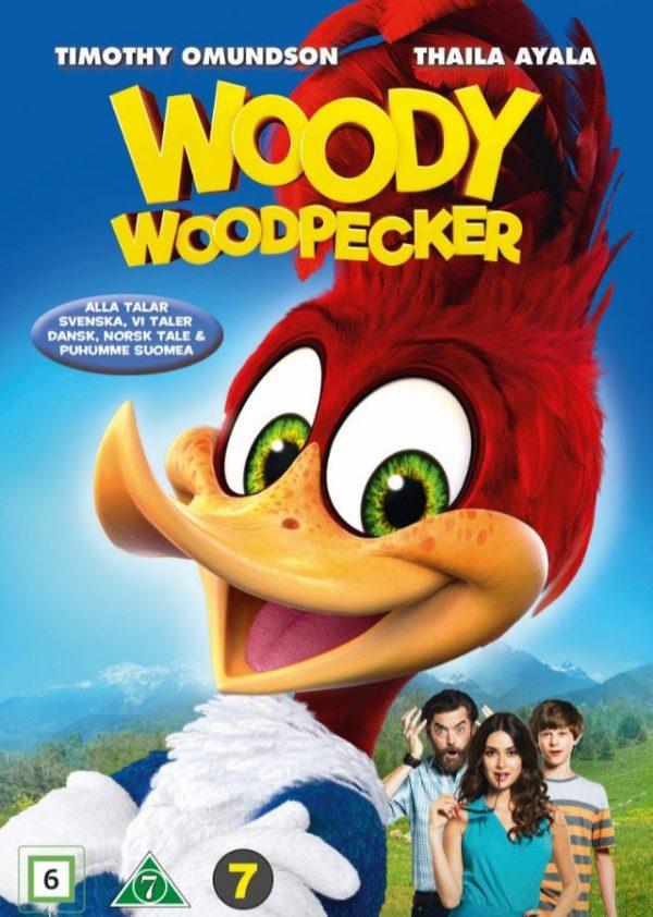 Woody Woodpecker - DVD