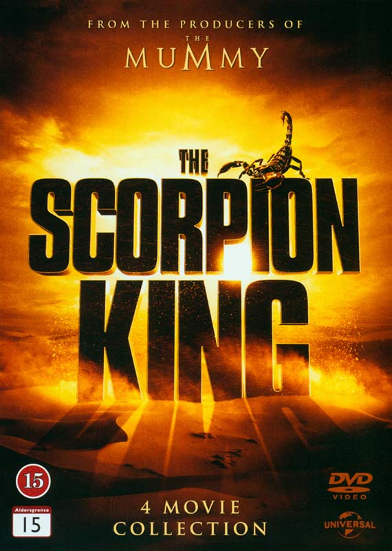 Scorpion King Collection, The - DVD