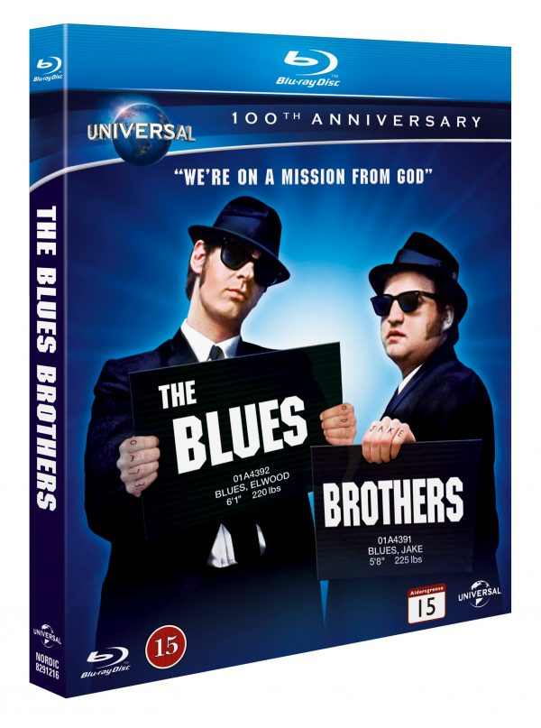 Blues Brothers (Augmented Reality) (Blu-Ray)