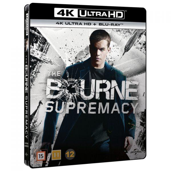 The Bourne Supremacy (4K Blu-Ray)