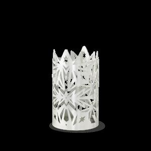 Rosendahl - Karen Blixen Candle Holder 16 cm - Silver (31358)