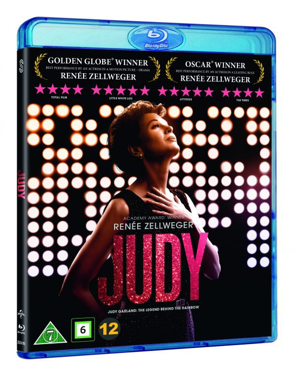 Judy - Blu ray