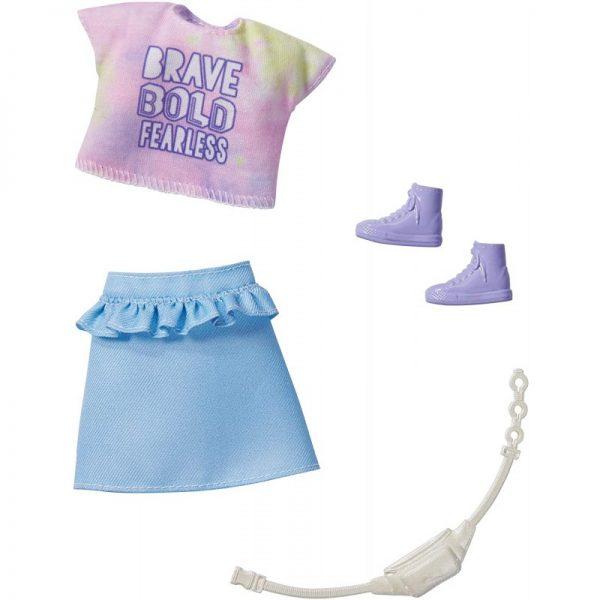 Barbie - Complete Looks - Skirt & T-Shirt (GHW86)