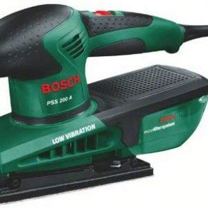 Bosch - PSS 200 A - Power Sanders 230v