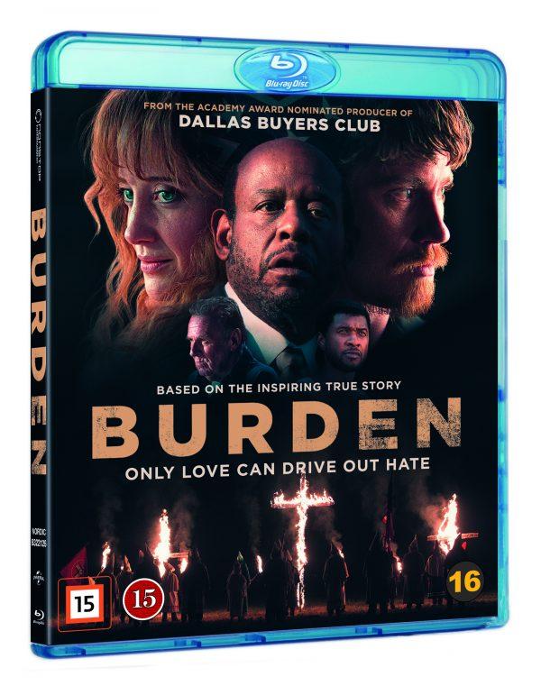 Burden - Blu ray