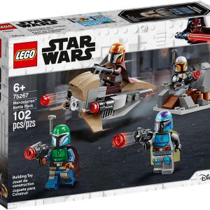 LEGO Star Wars - Mandalorian Battle Pack (75267)