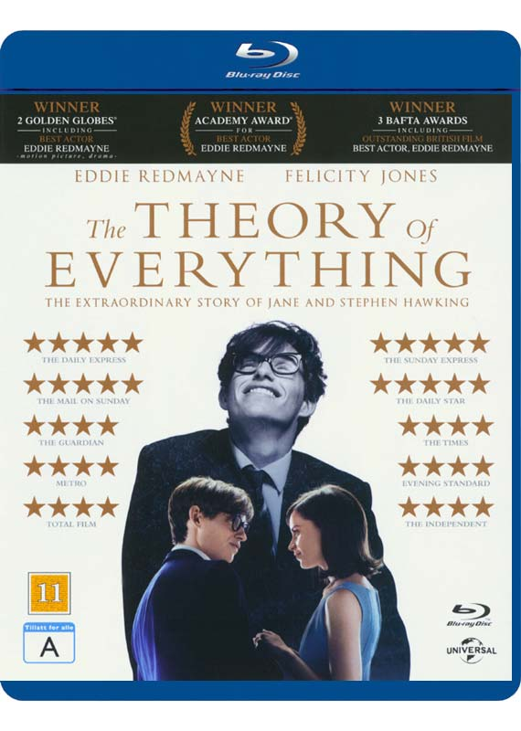 Theory of Everything, The (Blu-Ray)