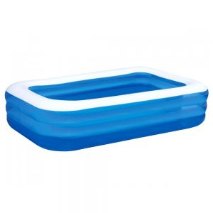 Bestway - Deluxe Blue Rectangular Family Pool 3.05m x 1.83m x 56cm (54009)