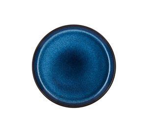 Bitz - Gastro Lunch Plate 21 cm - Black/Dark Blue (821258)