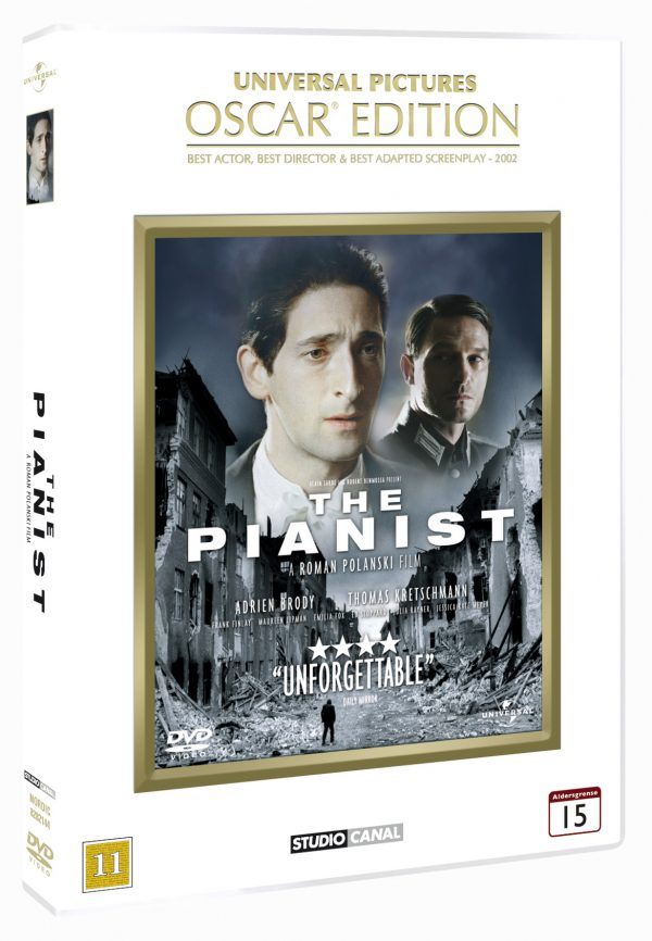 Pianist, The - DVD