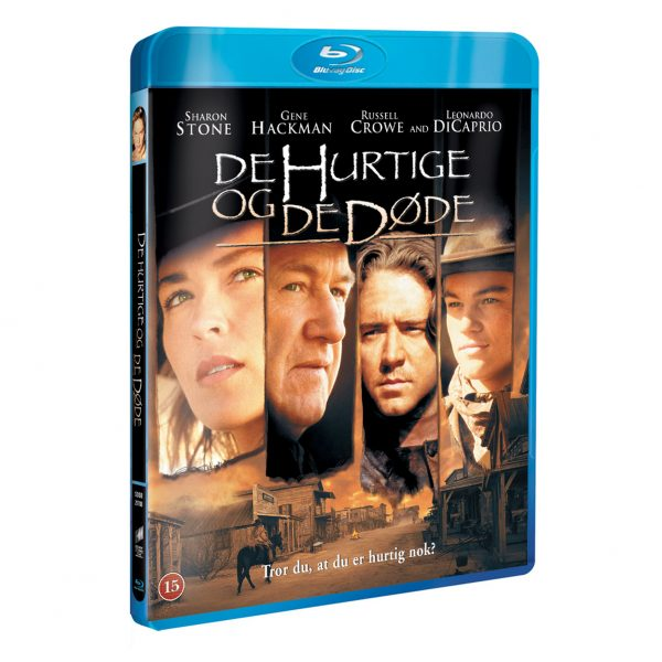 Quick And The Dead- Blu ray