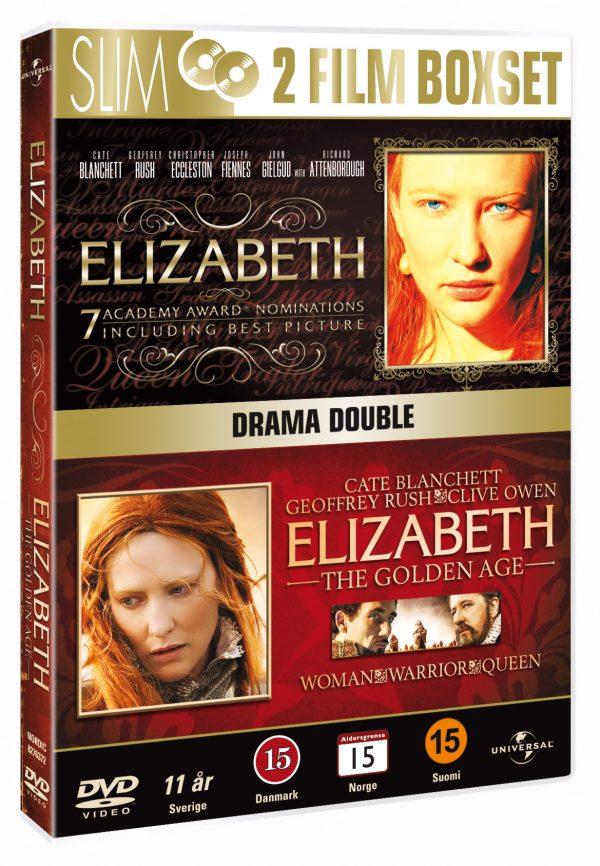 Elizabeth / Elizabeth Goldenage - DVD