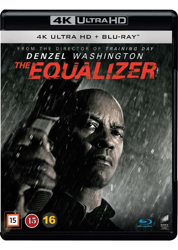 Equalizer, The (Denzel Washington) (4K Blu-Ray)