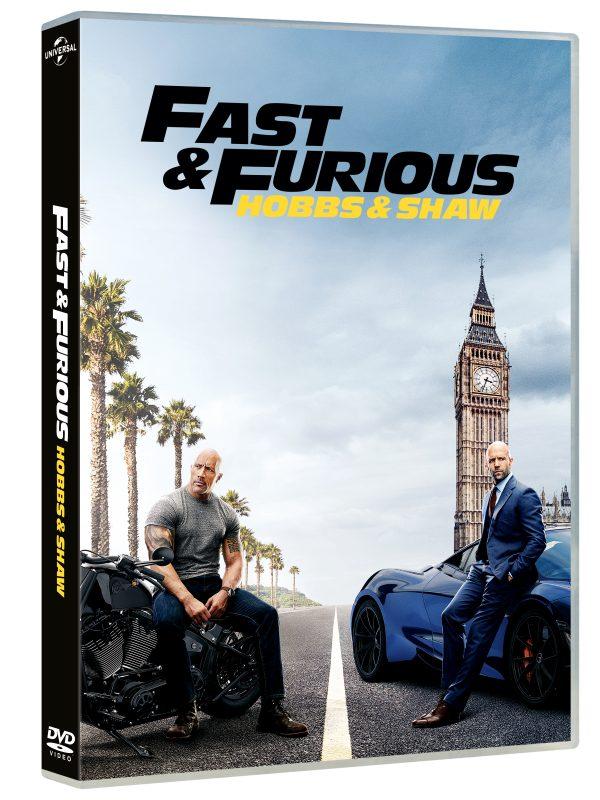 Fast & Furious Presents: Hobbs & Shaw- Dvd