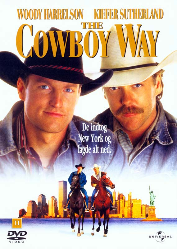 Cowboy Way, The - DVD