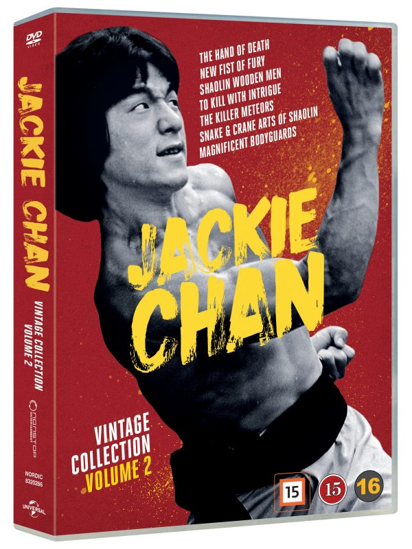 Jackie Chan Vintage Collection 2 - Dvd