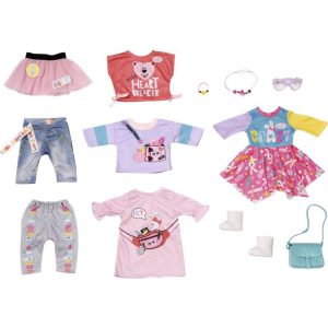 BABY born - City Fashion Set 43cm (828809)
