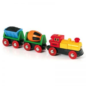 BRIO - Battery Operated Action Train (33319)
