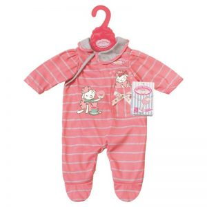 Baby Annabell - Romper - Pink (700846)