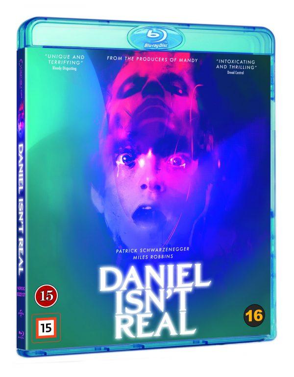 Daniel Isn´T Real - Blu ray
