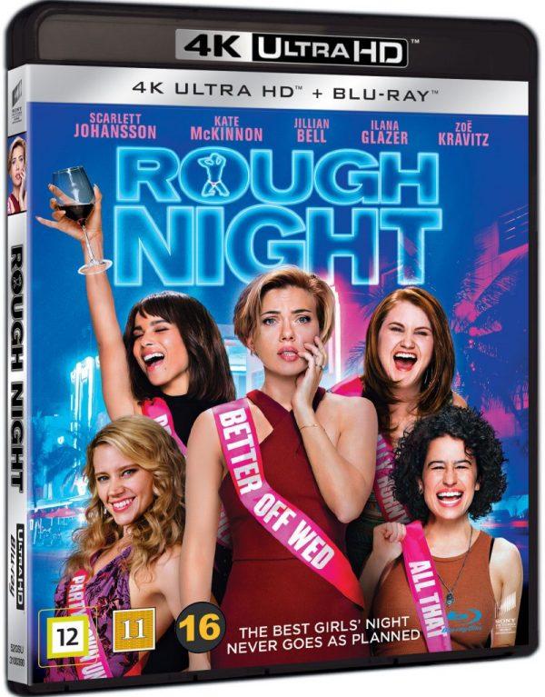 Girls Night Out (4K Blu-Ray)