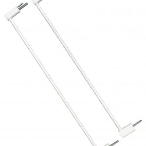 SAFE - SafeGate Extension 2x7 cm - White